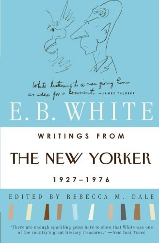 E. B. White Writings From The New Yorker 1927 1976 Three Voices No One Heard Until A Therapist Liste
