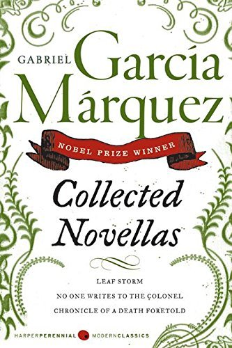 Gabriel Garcia Marquez Collected Novellas