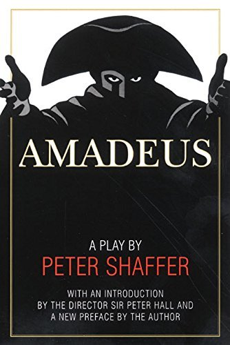 Peter Shaffer Amadeus A Play By Peter Shaffer