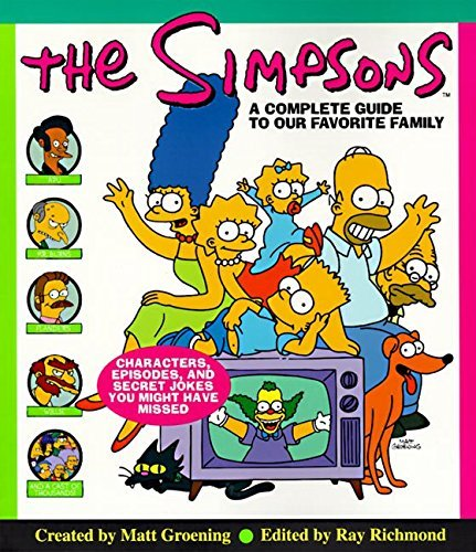 Simpsons Complete Guide To Our Favorite Family