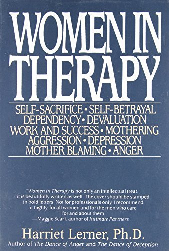 Harriet Lerner Women In Therapy