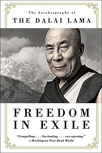 Dalai Lama Freedom In Exile
