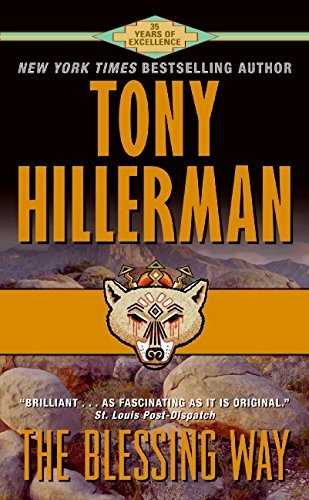 Tony Hillerman The Blessing Way