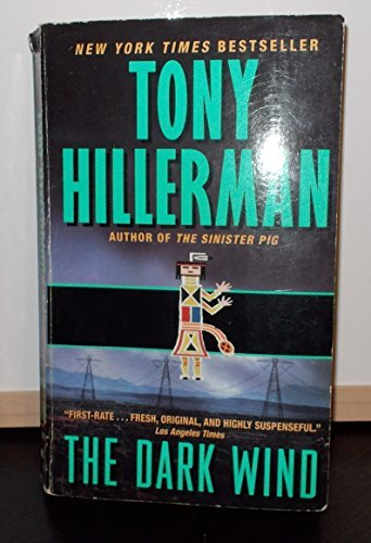 Tony Hillerman Dark Wind The