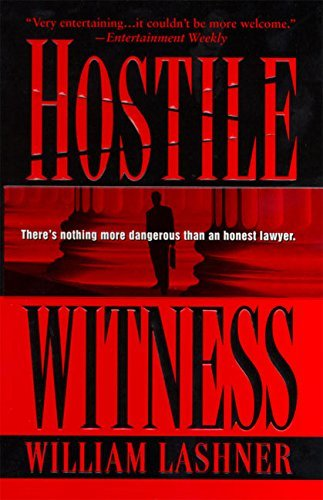 William Lashner Hostile Witness