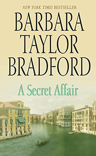 Barbara Taylor Bradford A Secret Affair