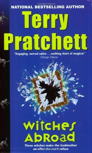 Terry Pratchett Witches Abroad
