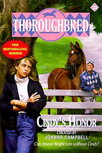 Joanna Campbell Cindy's Honor Thoroughbred Book 23
