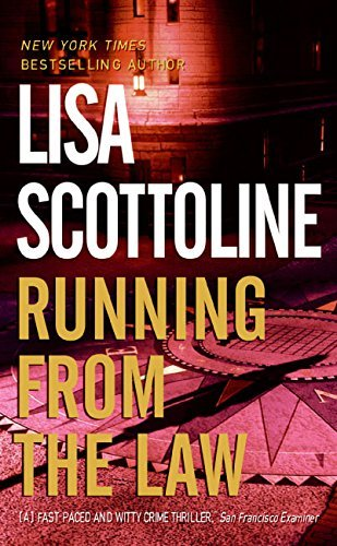 Lisa Scottoline Running From The Law