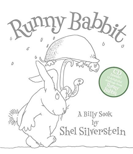 Shel Silverstein Runny Babbit A Billy Sook [with Cd]