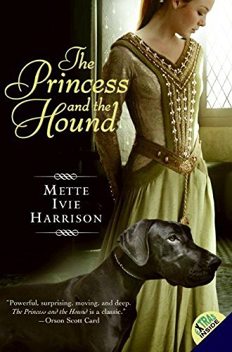 Mette Ivie Harrison The Princess And The Hound