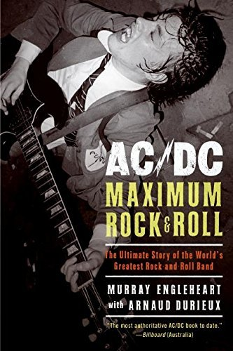 Engleheart Murray With Arnold Durieux Ac Dc Maximum Rock & Roll