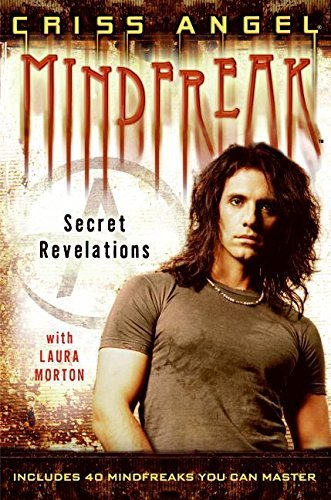 Criss Angel Mindfreak Secret Revelations