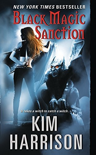 Kim Harrison Black Magic Sanction