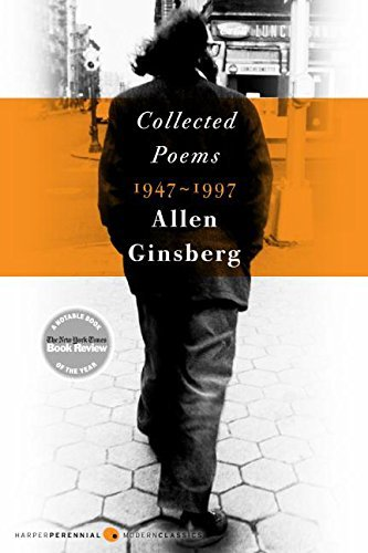 Allen Ginsberg Collected Poems 1947 1997