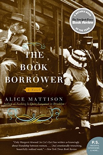 Alice Mattison The Book Borrower
