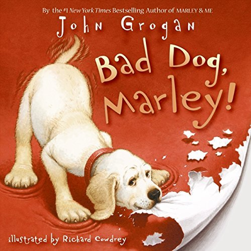 John Grogan Bad Dog Marley!