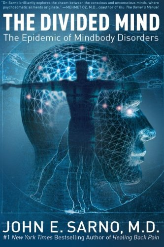 John E. Sarno The Divided Mind The Epidemic Of Mindbody Disorders