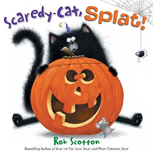 Rob Scotton Scaredy Cat Splat!