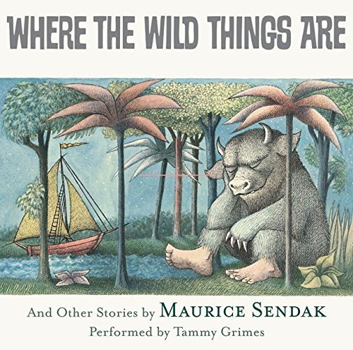 Maurice Sendak Where The Wild Things Are In The Night Kitchen Outside Over There Nutshel