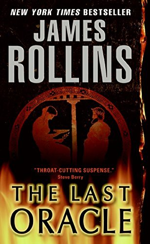 James Rollins Last Oracle The