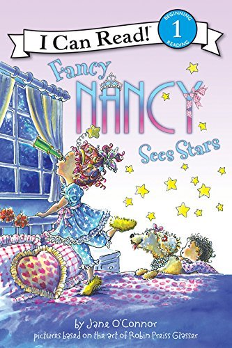 Jane O'connor Fancy Nancy Sees Stars