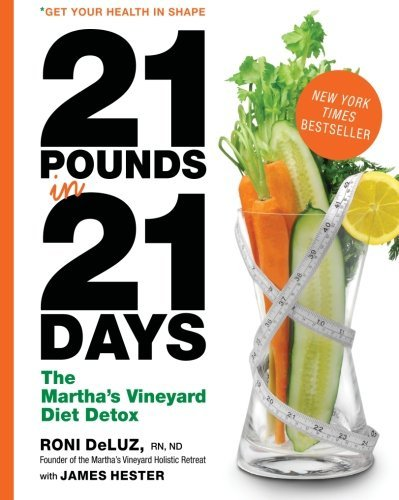Roni Deluz 21 Pounds In 21 Days