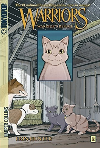 Erin Hunter Warriors Warrior's Refuge