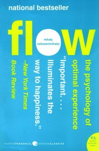 Csikszentmihalyi Mihaly Flow The Psychology Of Optimal Experience