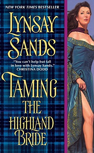 Lynsay Sands Taming The Highland Bride