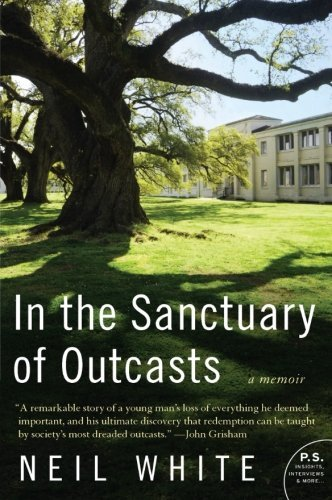 Neil White In The Sanctuary Of Outcasts