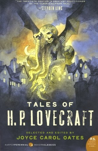 Joyce Carol Oates Tales Of H. P. Lovecraft