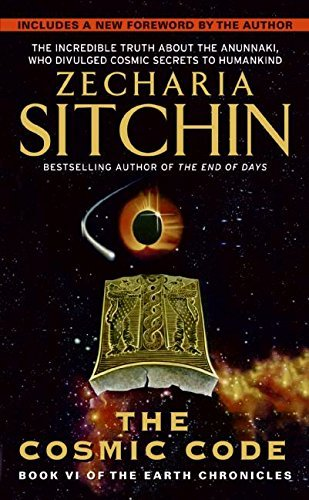 Zecharia Sitchin The Cosmic Code