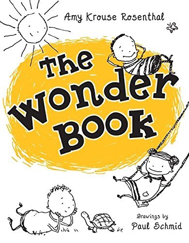 Amy Krouse Rosenthal The Wonder Book