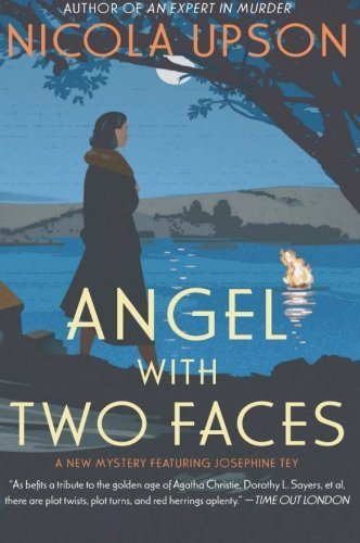Nicola Upson Angel With Two Faces