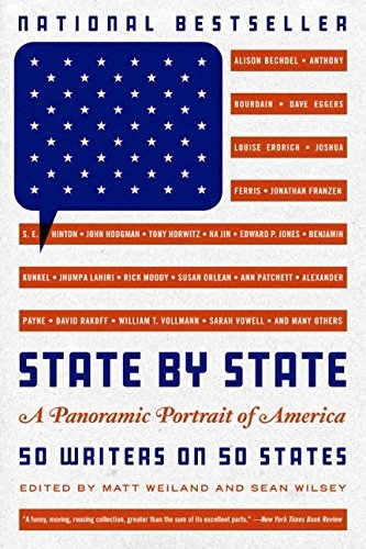 Matt Weiland State By State A Panoramic Portrait Of America