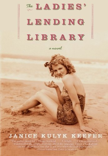 Janice Kulyk Keefer The Ladies' Lending Library