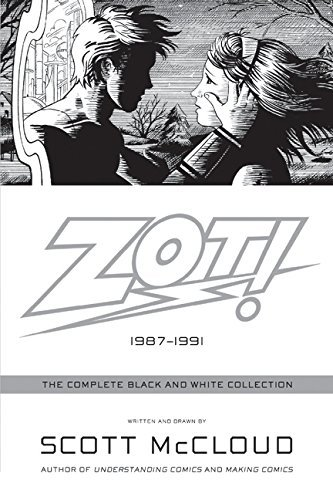 Scott Mccloud Zot! The Complete Black And White Collection 1987 199