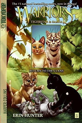 Erin Hunter Return To The Clans