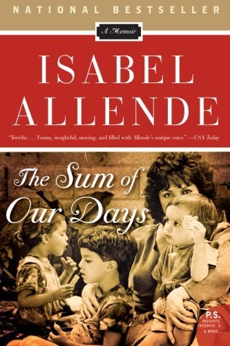 Isabel Allende The Sum Of Our Days