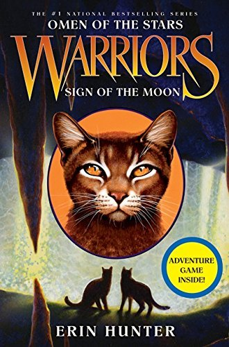 Erin Hunter Warriors Omen Of The Stars #4 Sign Of The Moon