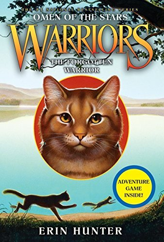 Erin Hunter The Forgotten Warrior