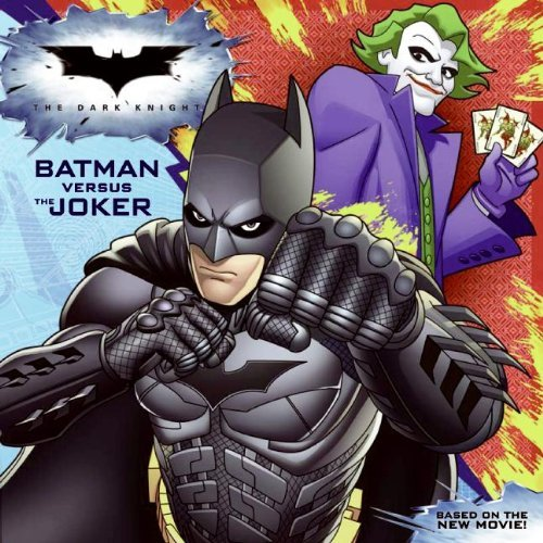 N. T. Raymond Batman Versus The Joker