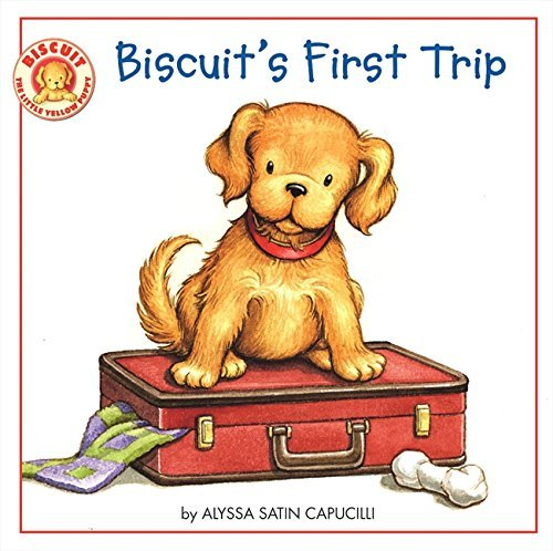 Alyssa Satin Capucilli Biscuit's First Trip