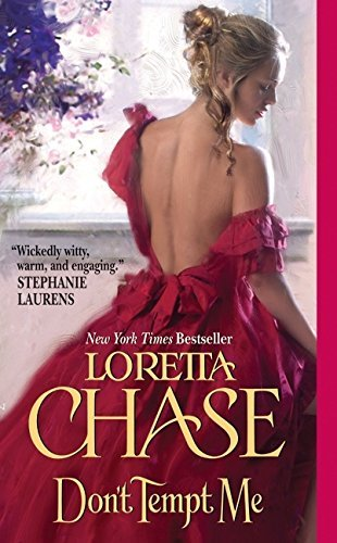 Loretta Chase Don't Tempt Me