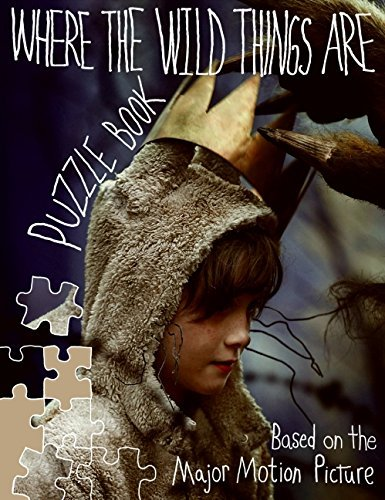 Maurice Sendak Where The Wild Things Are Puzzle Book