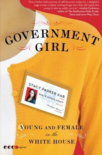 Stacy Parker Aab Government Girl Young And Female In The White House