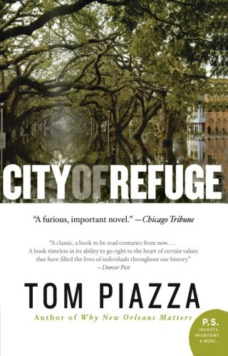 Tom Piazza City Of Refuge