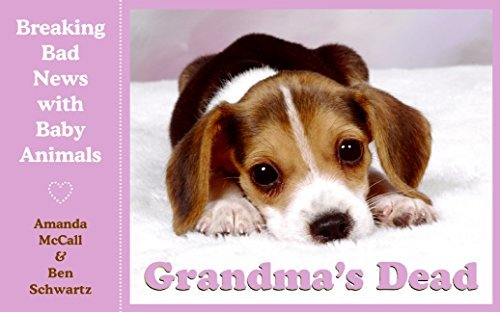 Amanda Mccall Grandma's Dead Breaking Bad News With Baby Animals