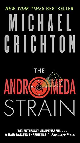 Crichton Michael Andromeda Strain The